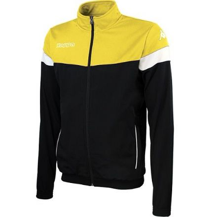 Vacone Tracktop Black / Yellow / White